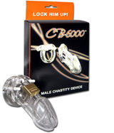 CB-6000 Male Chastity Device - Cintura Di Castita